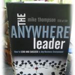 What I've Read Lately: The Anywhere Leader