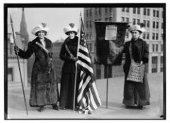 jtpedersen_321 Ignite_suffragettes_US Flag