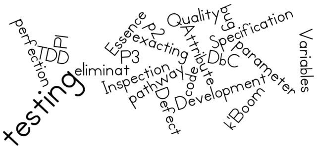 Are, Testing Departments for Losers?