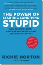jtpedersen_321 Ignite_Power of Starting Something Stupid_Book Review_Cover