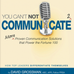 What I've Read Lately: You Can't Not Communicate 2